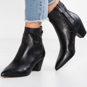 Sam Edelman Karlee Leather Ankle Boots